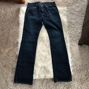 Michael kors boot cut jeans